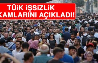 Türkiye'deki İşsizlik Rakamları Açıklandı!