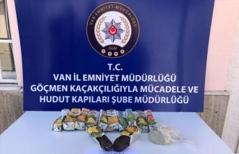 Van'da 43 yabancı uyruklu yakalandı