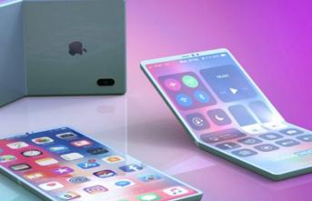 Apple, Katlanabilir İphone Testlerine Başladı