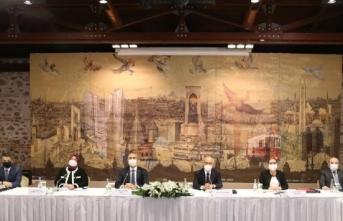 Bakan Elvan: Sonuç odaklı bir toplantı gerçekleştirdik