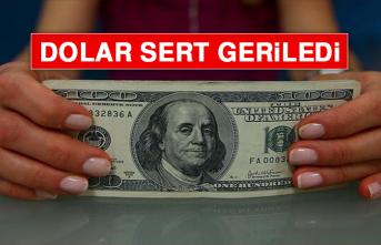 Dolar Sert Geriledi