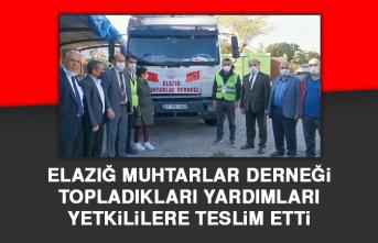 Elazığ Muhtarlar Derneği, İzmir'de