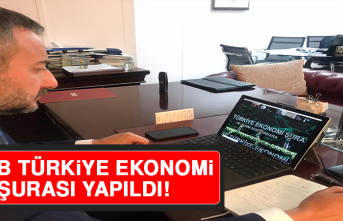 Elazığ TSO Başkanı Arslan Beklenti ve Talepler Raporunu TOBB'ye Sundu