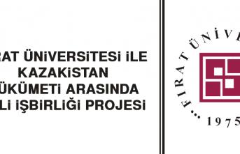 Fırat Üniversitesi ile Kazakistan Hükümeti Arasında İkili İşbirliği Projesi