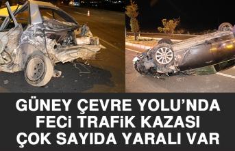 Güney Çevre Yolu'nda Feci Trafik Kazası