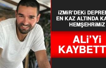 Hemşehrimiz Ali Kaygusuz'u Kaybettik