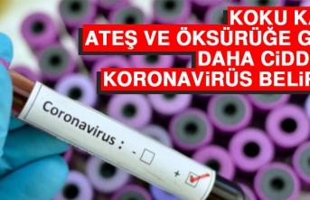 Koku Kaybı Ateş ve Öksürüğe Göre Daha Ciddi Bir Koronavirüs Belirtisi