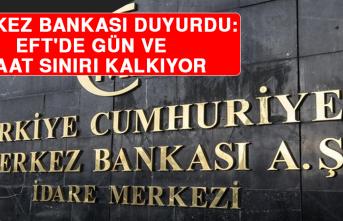 Merkez Bankası Duyurdu: Eft'de Gün Ve Saat Sınırı Kalkıyor