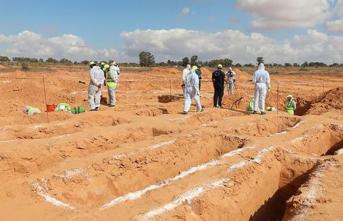 Terhune'de Yeni Bir Toplu Mezara Ulaşıldı