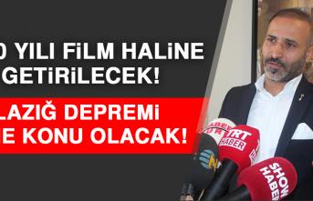 2020 Yılı Film Haline Getirilecek! Elazığ Depremi Filme Konu Olacak!
