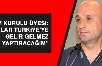 """Bilim Kurulu Üyesi: """"Aşılar Türkiye'ye gelir gelmez yaptıracağım"""""""