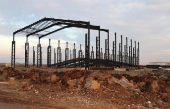 Diyarbakır OSB'de salgına rağmen bu yıl 22 fabrika için yer tahsisi yapıldı