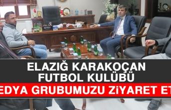 Elazığ Karakoçan FK'dan Spor Taban Birliklerine Ziyaret