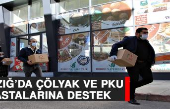 Elazığ'da Çölyak ve PKU Hastalarına Destek!