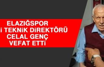 Elazığspor Eski Teknik Direktörü Celal Genç Vefat Etti