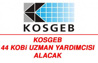 KOSGEB, 44 Kobi Uzman Yardımcısı Alacak