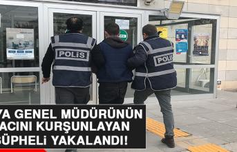 Medya Genel Müdürünün Aracını Kurşunlayan 2 Şüpheli Yakalandı!