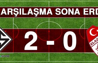 Sakaryaspor 2 – 0 Tetiş Yapı Elazığspor Karşılaşması Sona Erdi
