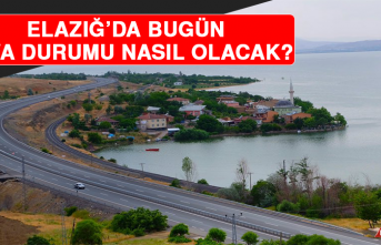 4 Ocak'ta Elazığ'da Hava Durumu Nasıl Olacak?