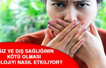Ağız ve diş sağlığının kötü olması psikolojiyi nasıl etkiliyor?