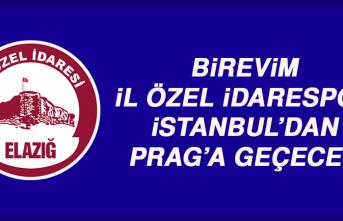 Birevim İÖİ, İstanbul'dan Prag'a Geçecek