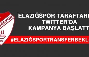Elazığspor Taraftarları Twitter'da Kampanya Başlattı