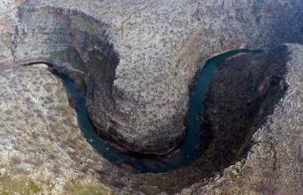 Gaziantep'in Saklı Cenneti: Habeş Kanyonu