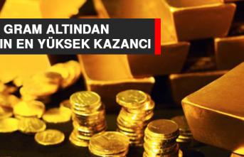 Gram Altından 19 Yılın En Yüksek Kazancı