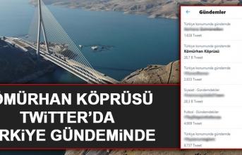 Kömürhan Köprüsü Türkiye Gündeminde