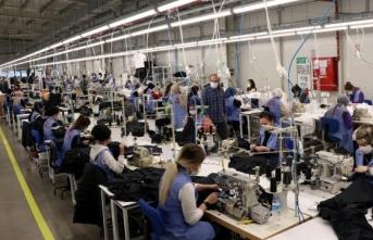 Sağlık ürünleri ihracatı hazır giyim sektörüne güç verdi