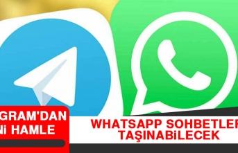Telegram'dan Yeni Hamle