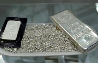 Yatırımcısına en çok kazandıran gümüş oldu