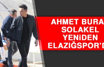 Ahmet Burak Solakel, Yeniden Elazığspor'da