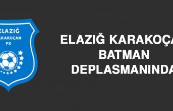 Elazığ Karakoçan, Batman Deplasmanında