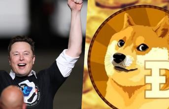 Elon Musk'ın Paylaşımlarıyla Dogecoin Rekor Kırdı