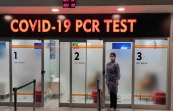 Esenboğa Havalimanı'nda Antijen Testleri Başladı