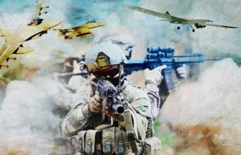 "Gara'ya ""Pençe"" darbesi: F-16'lar havada, komandolar karada"