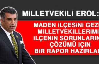 "CHP'den ""Maden Raporu"""