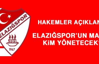 Serik Belediyespor - Tetiş Yapı Elazığspor Maçını Kim Yönetecek?