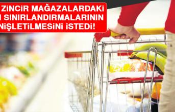 TESK, Zincir Mağazalardaki Ürün Sınırlandırmalarının Genişletilmesini İstedi!
