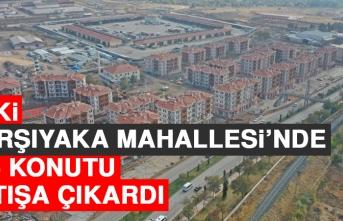TOKİ, Karşıyaka Mahallesi'ndeki Konutları Satışa Çıkardı