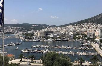 Yunanistan'ın Turizm Gelirleri Sert Düştü