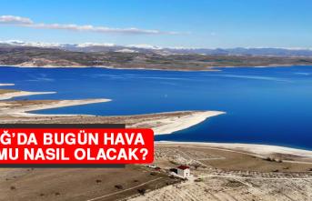 13 Mart'ta Elazığ'da Hava Durumu Nasıl Olacak?