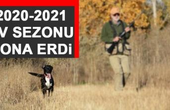 2020-2021 Av Sezonu Sona Erdi