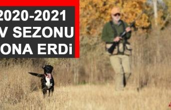 2020-2021 Av Sezonu Sona Erdi!