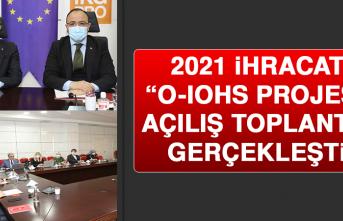 """Elazığ'da """"Çevrimiçi Etkileşimli İSG Risk Değerlendirme Sistemi"""" Projesi Gerçekleştirildi!"""