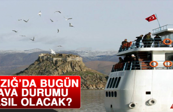 30 Mart'ta Elazığ'da Hava Durumu Nasıl Olacak?