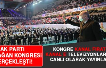 AK Parti 7. Olağan Kongresi Gerçekleşti!