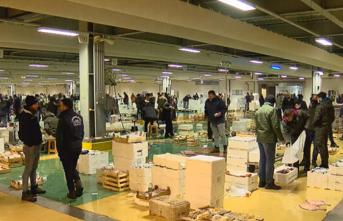 Av Yasağına Günler Kala Balıkçılar Açılamadı, Fiyatlar Etkilendi