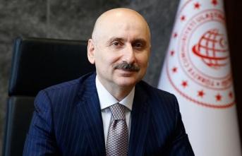 Bakan Karaismailoğlu: Ulaştırma projeleri 2021'de de artarak devam edecek